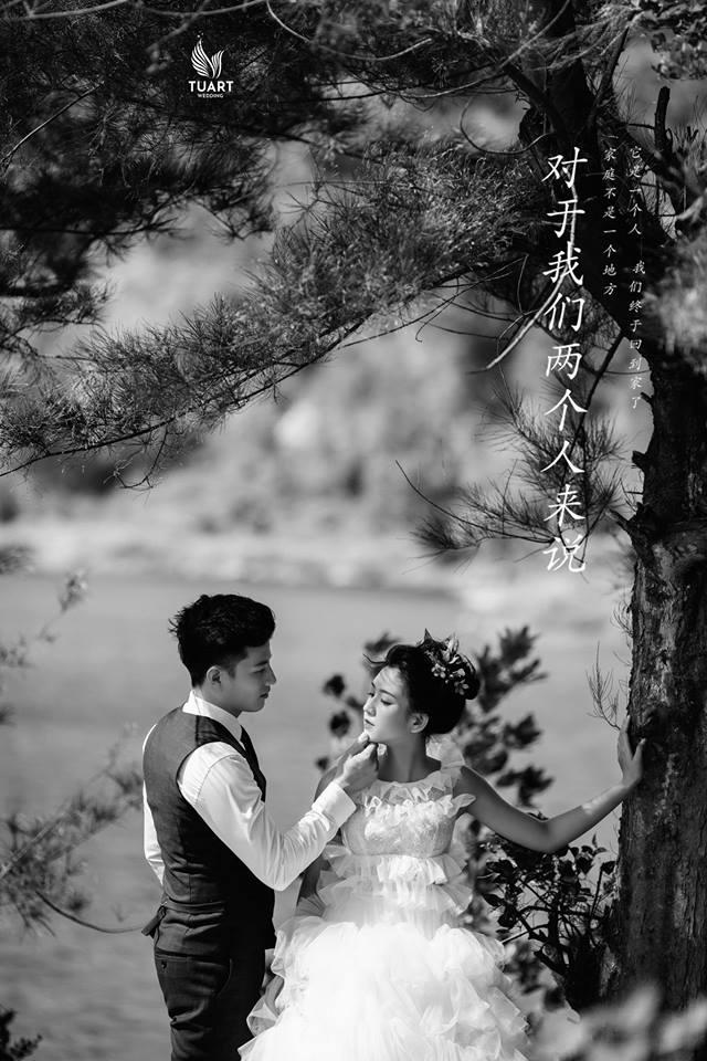 Album chụp ảnh cưới đẹp Hồ Xanh-Nắng đầu mùa 8