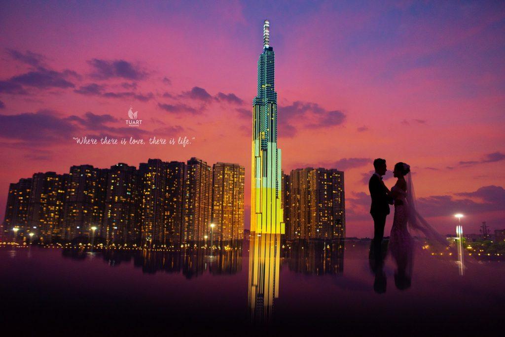 chụp ảnh cưới đẹp ở Sài Gòn2