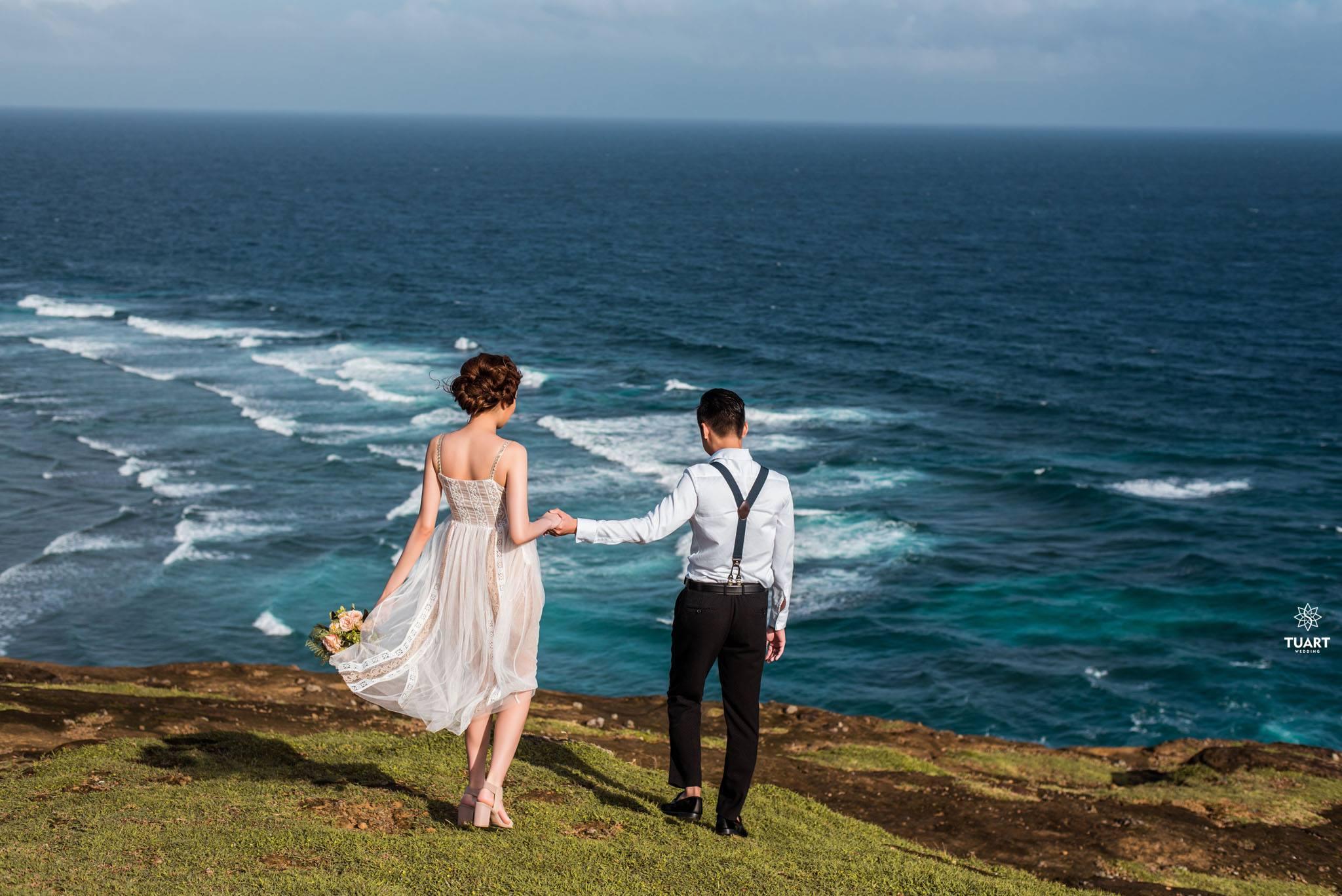 Album chụp hình cưới đẹp tại Lý Sơn 1