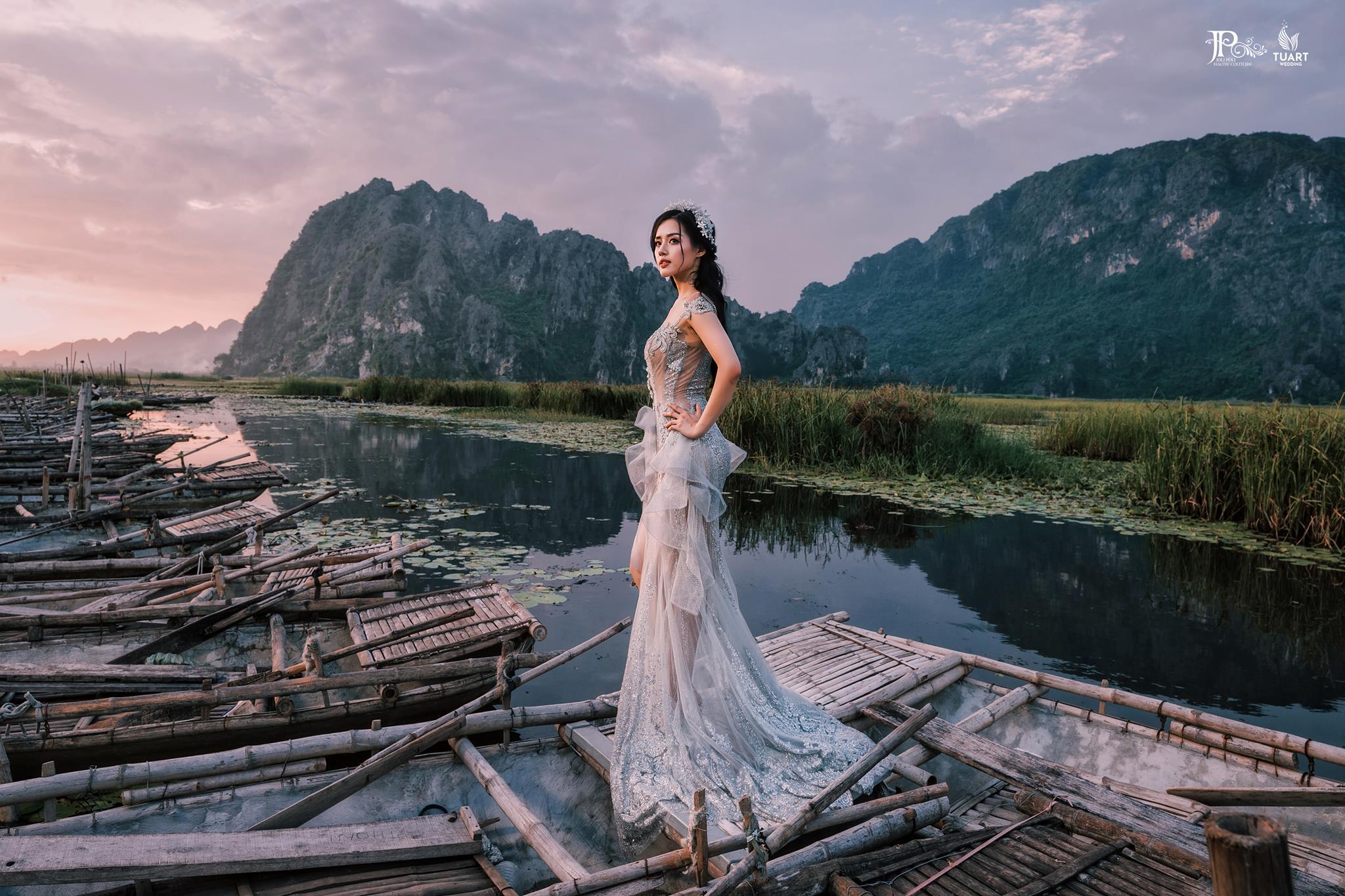 Album tại Ninh Bình Khánh Linh & Jeff Breuers – Album chụp ảnh cưới đẹp 1
