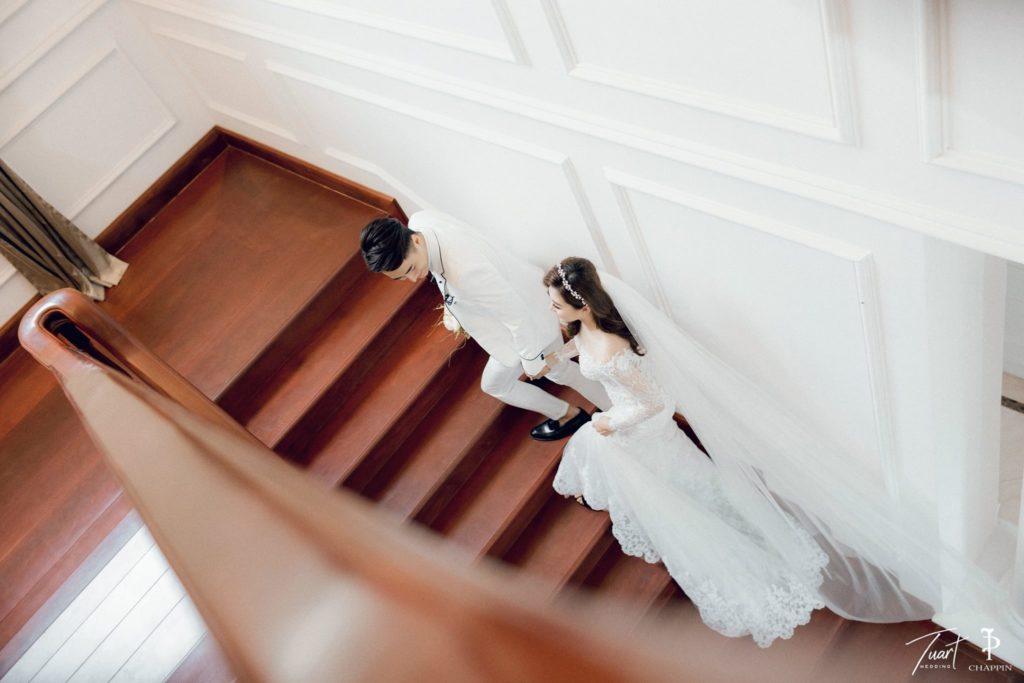 Album chụp ảnh cưới đẹp tại Biệt Thự Hoa Hồng 1