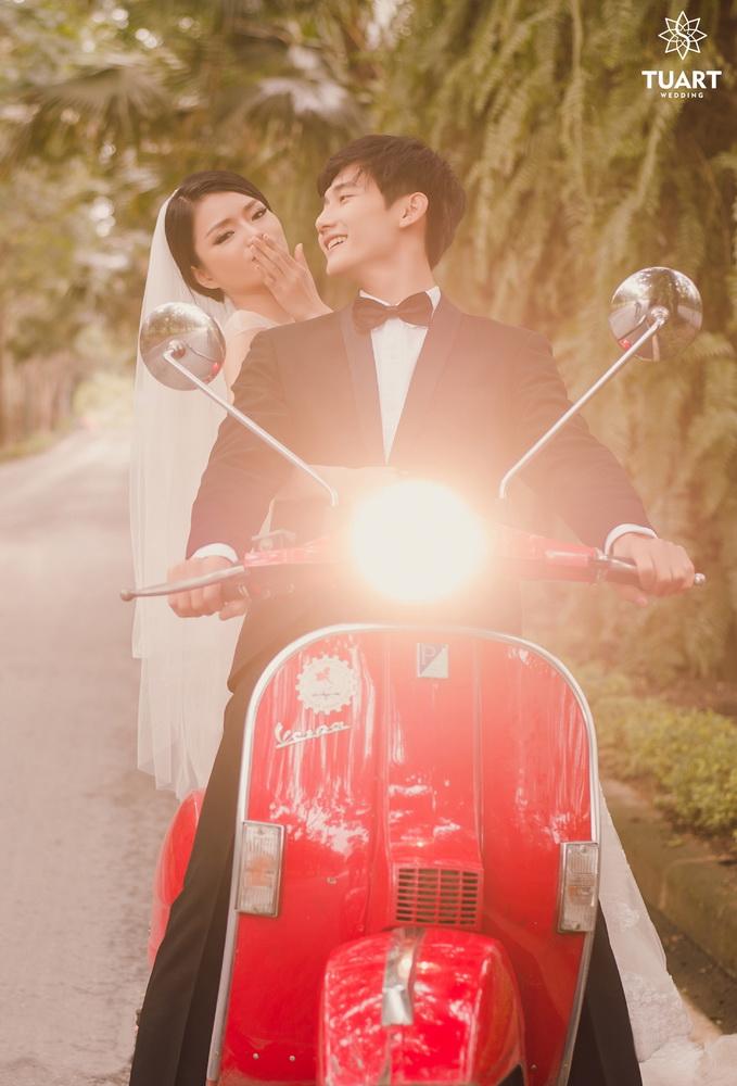 Album chụp ảnh cưới đẹp thành phố xanh Ecopark 10