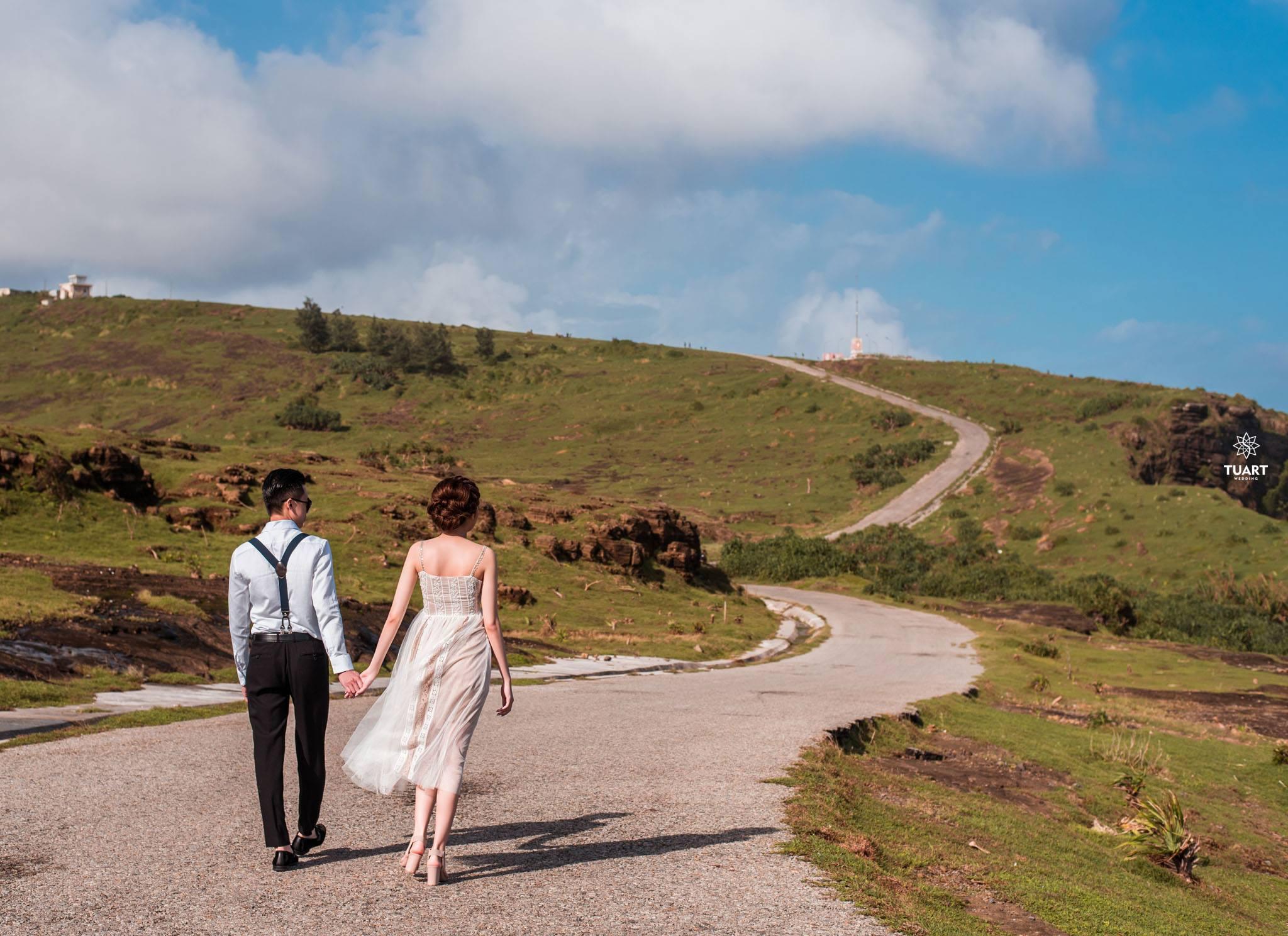 Album chụp hình cưới đẹp tại Lý Sơn 10