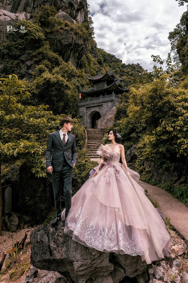 Album tại Ninh Bình Khánh Linh & Jeff Breuers – Album chụp ảnh cưới đẹp 10
