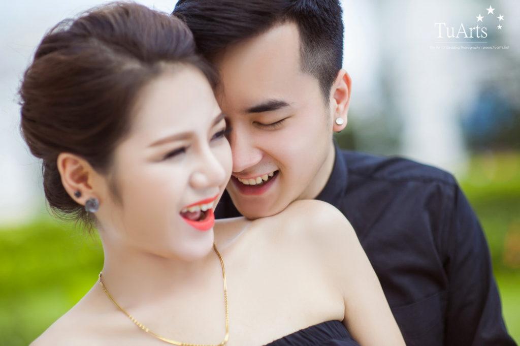 Album tại Smiley : Hiếu & Vân Anh - Album chụp ảnh cưới đẹp 10