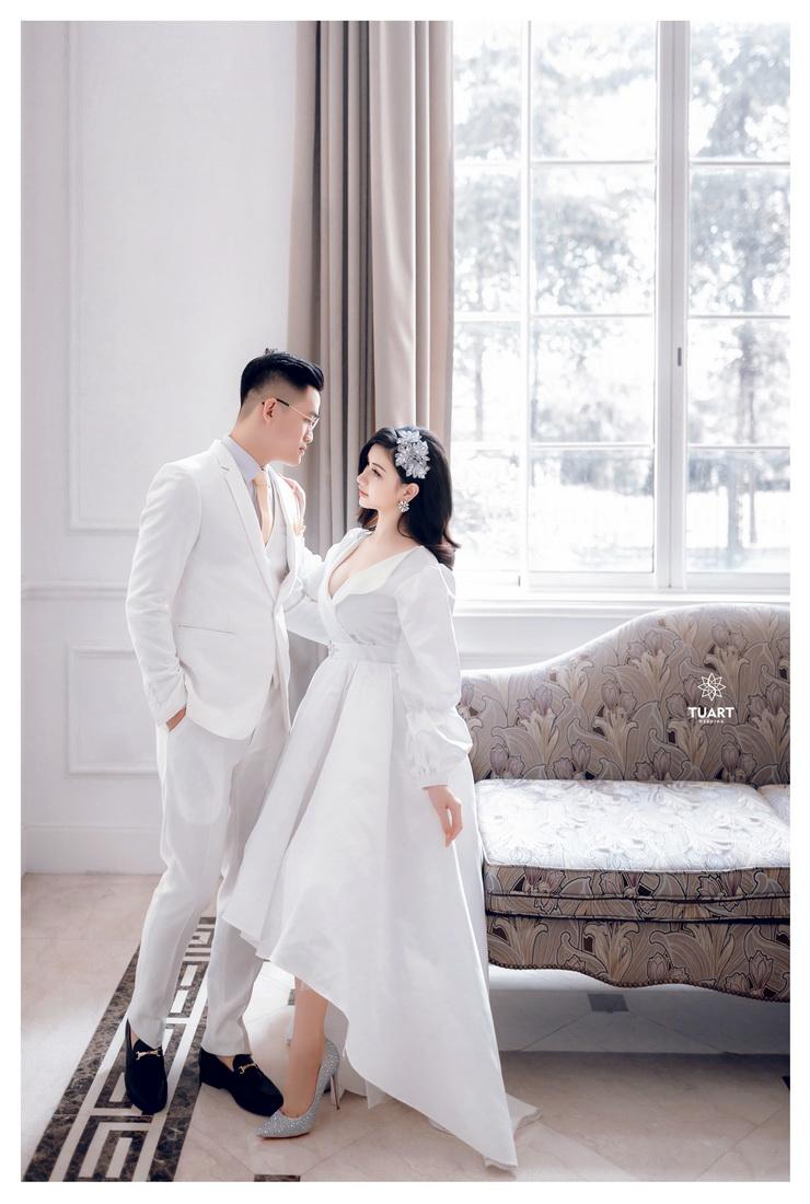 Album chụp ảnh cưới tại Biệt Thự Hoa Hồng : Tùng-Hường 10