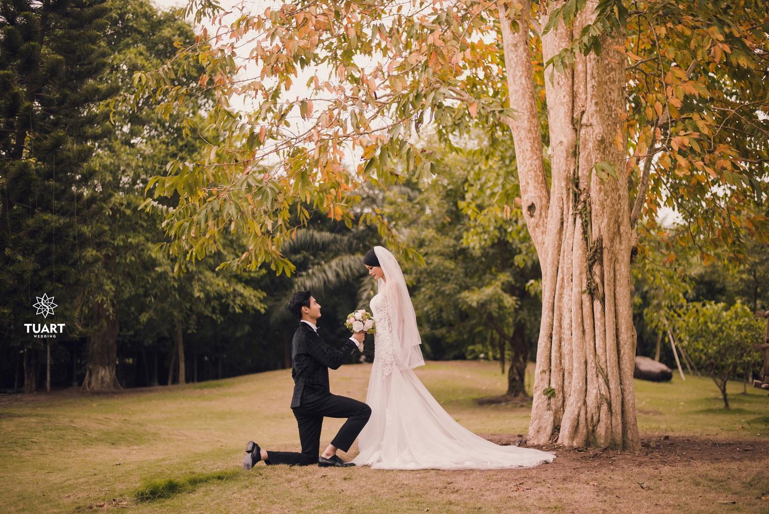 Album chụp ảnh cưới đẹp thành phố xanh Ecopark 11