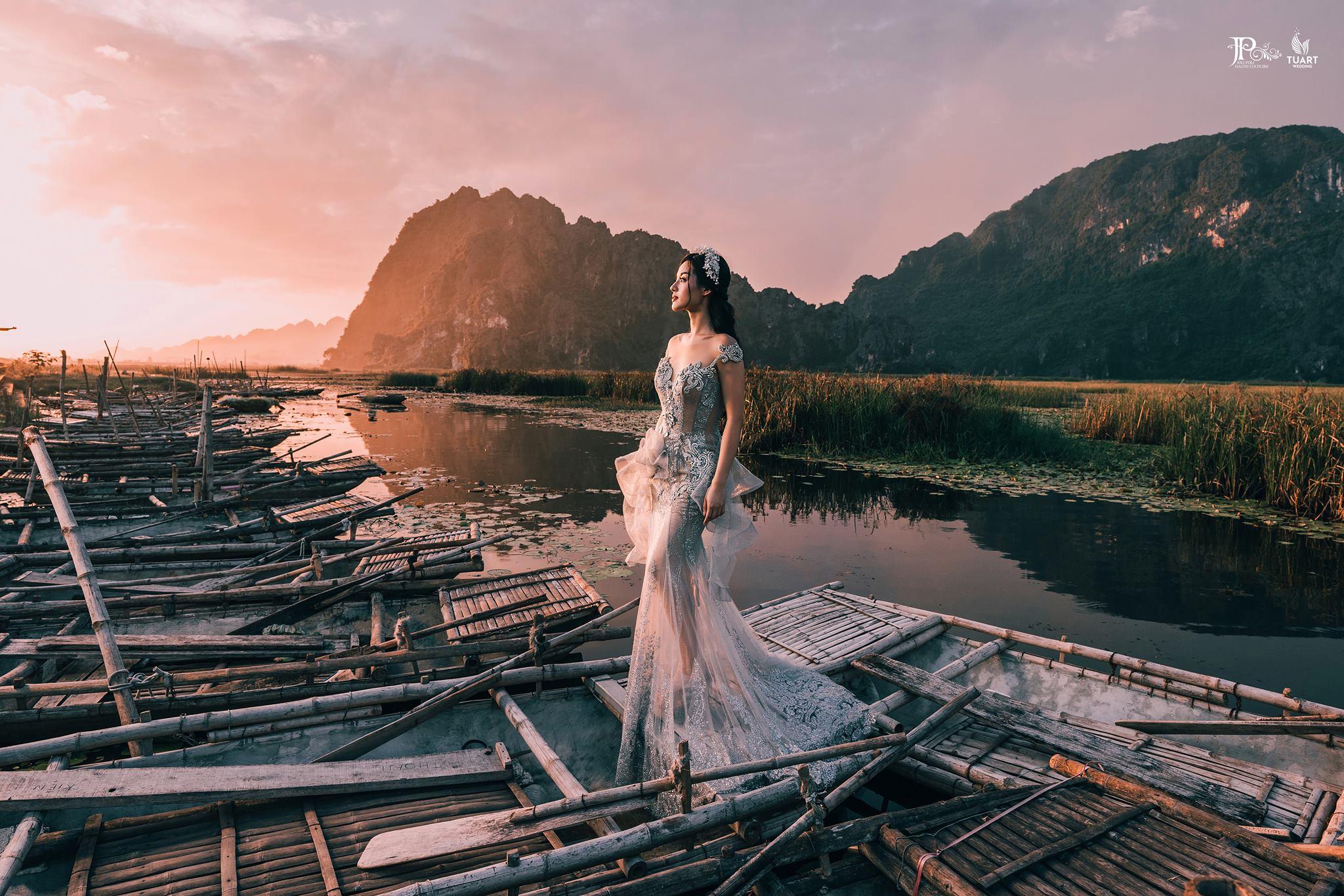 Album tại Ninh Bình Khánh Linh & Jeff Breuers – Album chụp ảnh cưới đẹp 11
