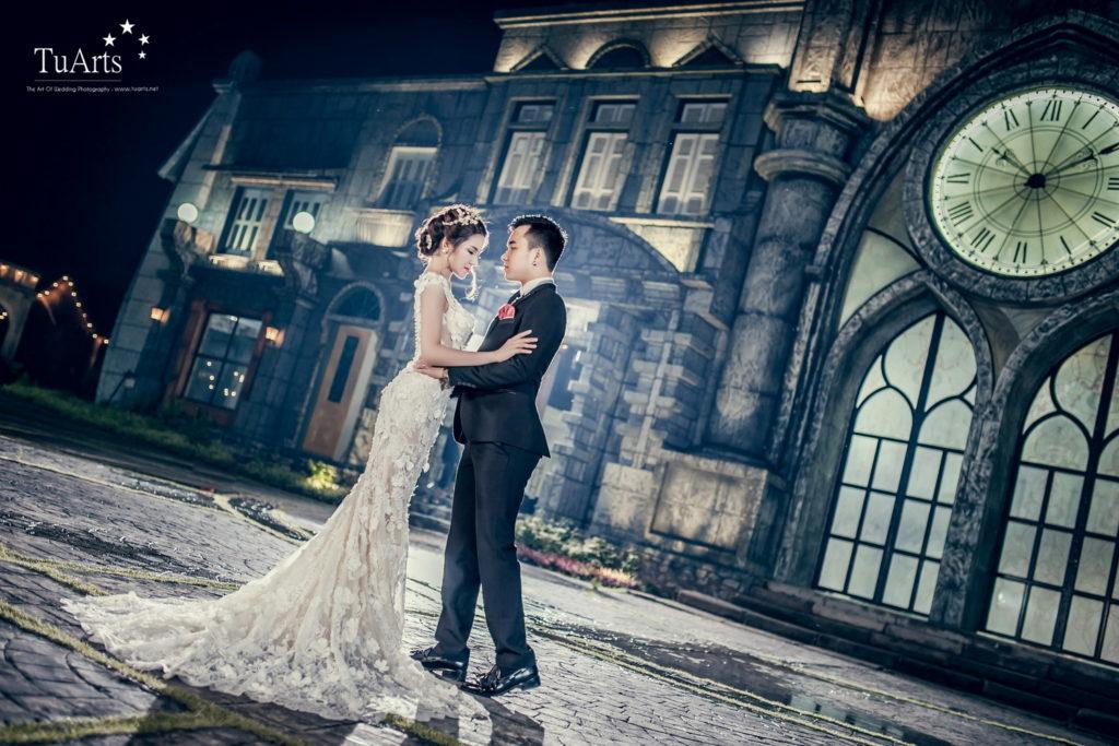 Album tại Smiley : Hiếu & Vân Anh - Album chụp ảnh cưới đẹp 11