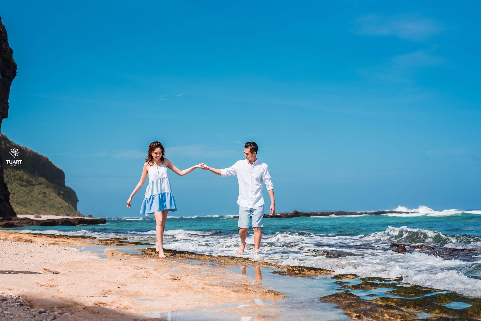 Album chụp hình cưới đẹp tại Lý Sơn 12