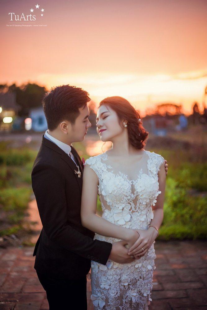 Album tại Smiley : Hiếu & Vân Anh - Album chụp ảnh cưới đẹp 12