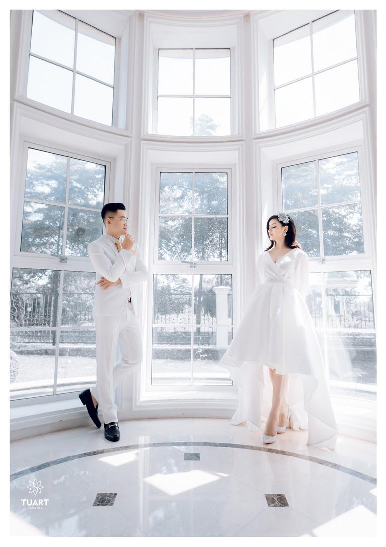 Album chụp ảnh cưới tại Biệt Thự Hoa Hồng : Tùng-Hường 12