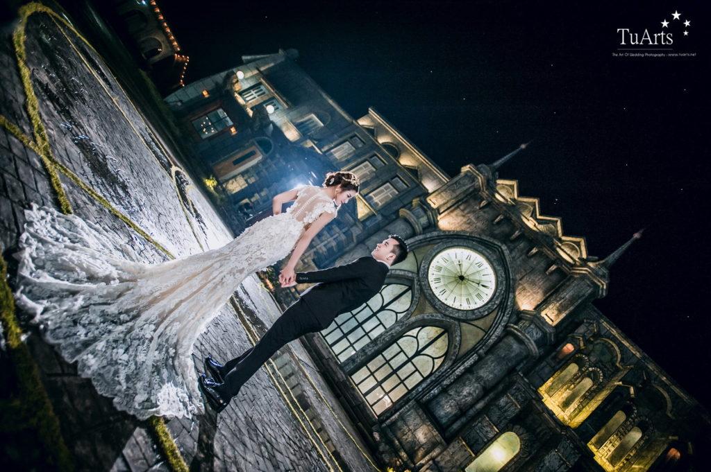 Album tại Smiley : Hiếu & Vân Anh - Album chụp ảnh cưới đẹp 13