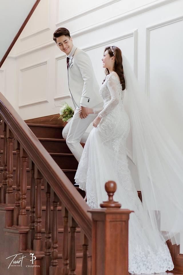 Album chụp ảnh cưới đẹp tại Biệt Thự Hoa Hồng 13