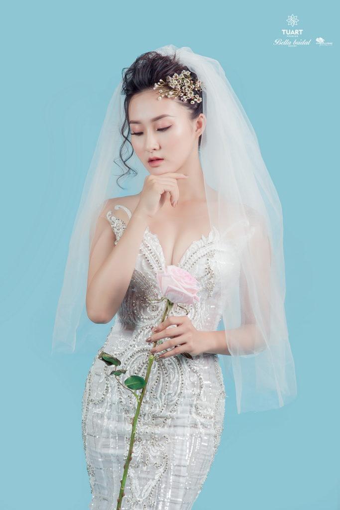 Album chụp ảnh cưới đẹp theo phong cách Hàn Quốc 11