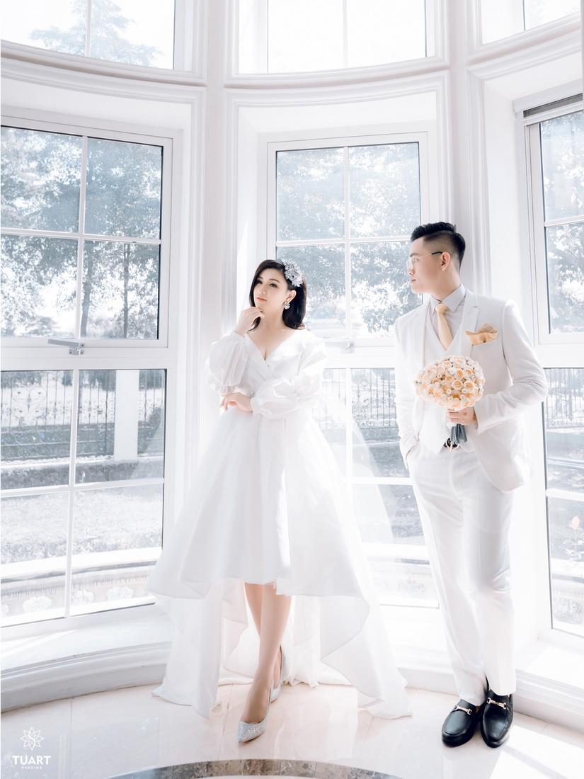 Album chụp ảnh cưới tại Biệt Thự Hoa Hồng : Tùng-Hường 14