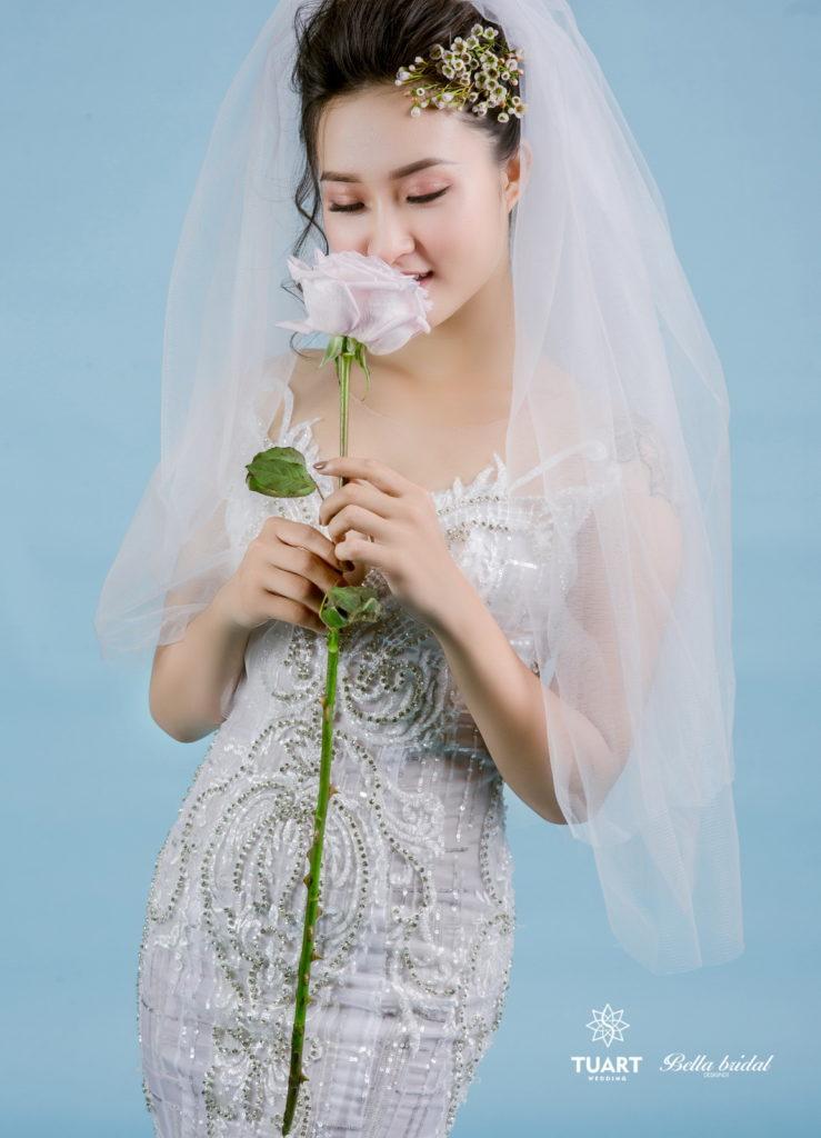 Album chụp ảnh cưới đẹp theo phong cách Hàn Quốc 14