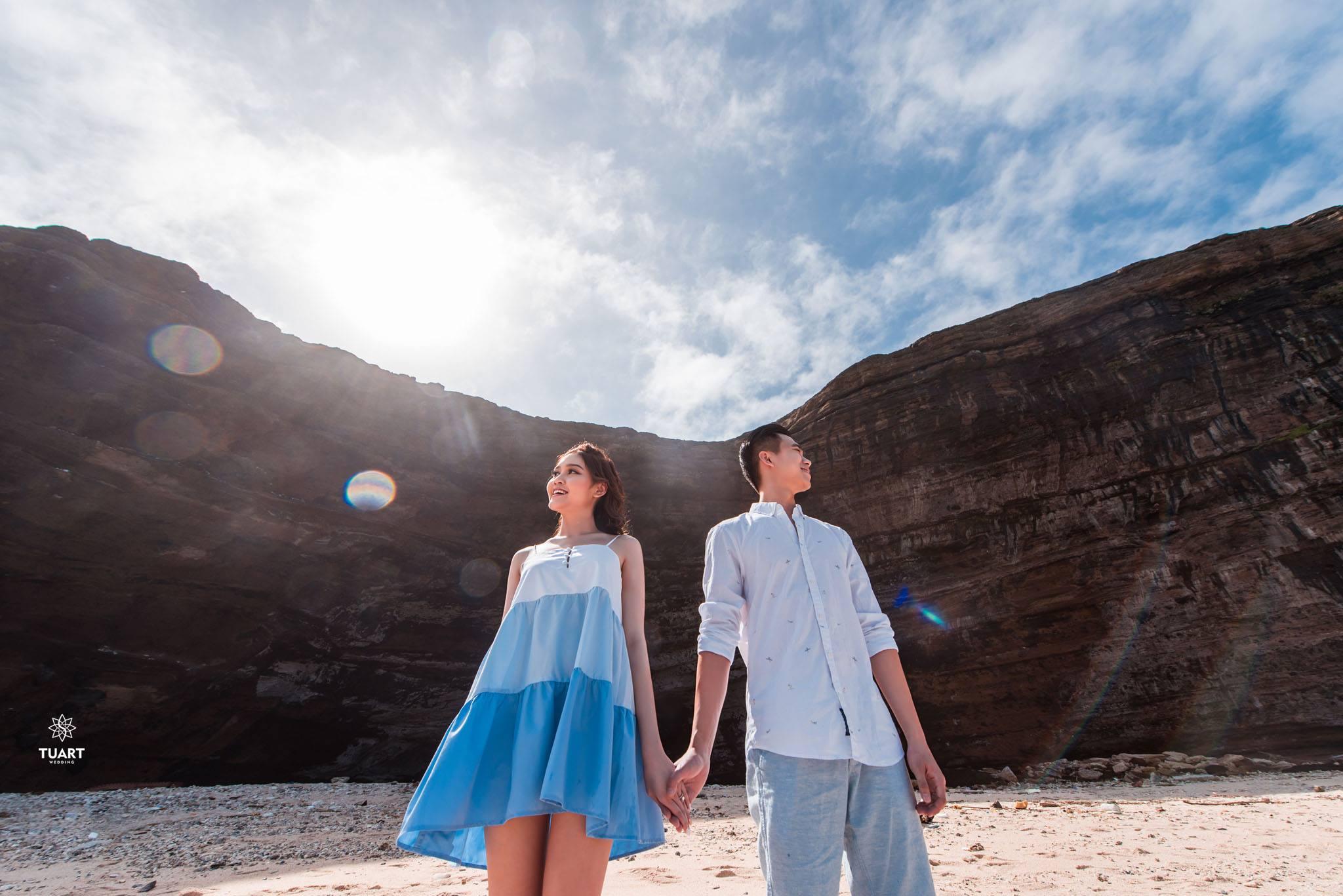 Album chụp hình cưới đẹp tại Lý Sơn 15