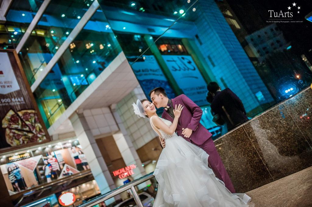Album tại Smiley : Hiếu & Vân Anh - Album chụp ảnh cưới đẹp 15