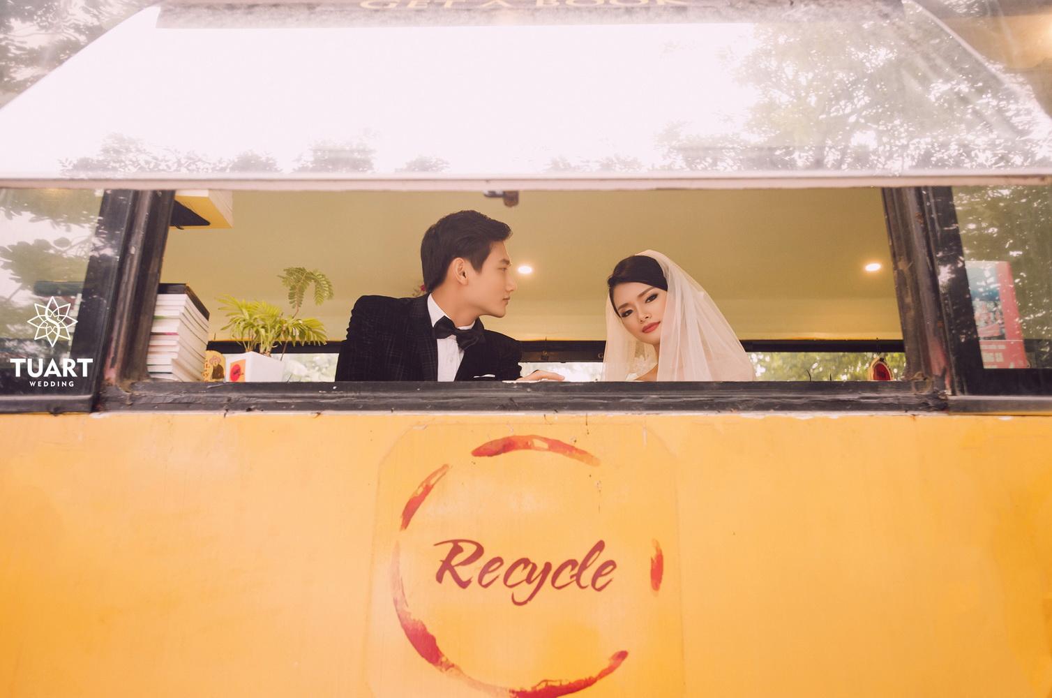 Album chụp ảnh cưới đẹp thành phố xanh Ecopark 16
