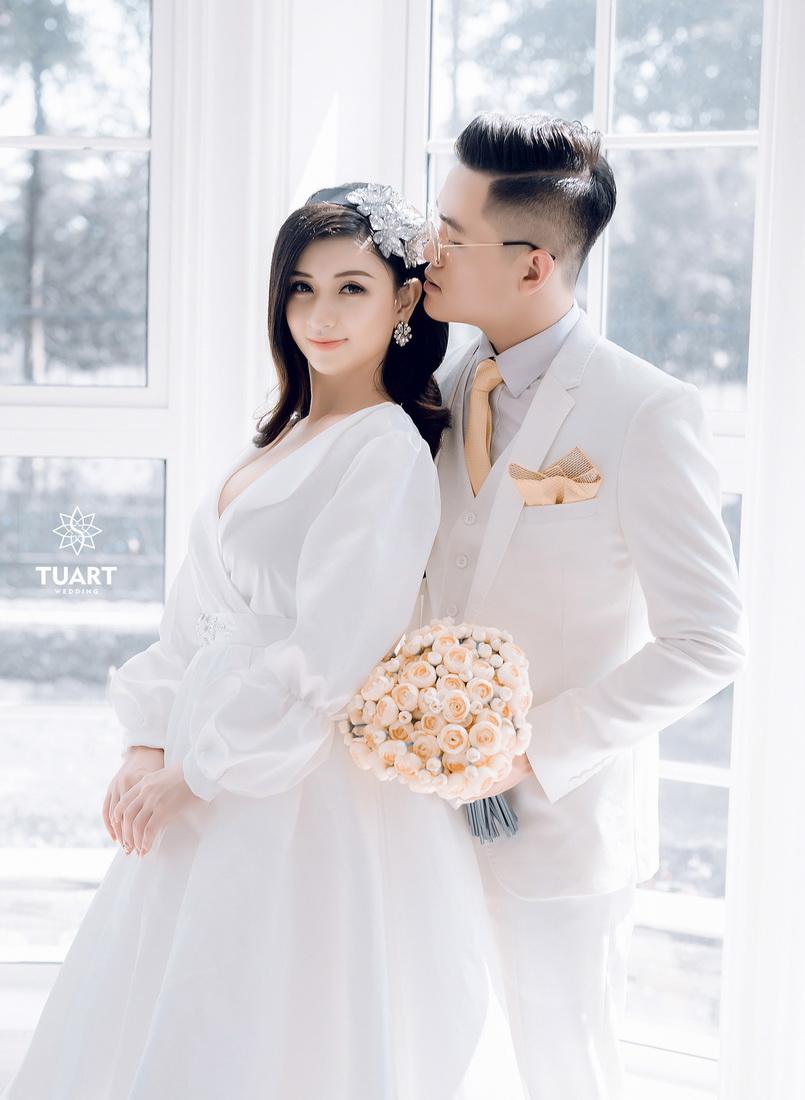 Album chụp ảnh cưới tại Biệt Thự Hoa Hồng : Tùng-Hường 16