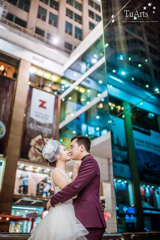 Album tại Smiley : Hiếu & Vân Anh - Album chụp ảnh cưới đẹp 17