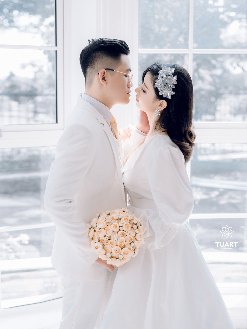 Album chụp ảnh cưới tại Biệt Thự Hoa Hồng : Tùng-Hường 17