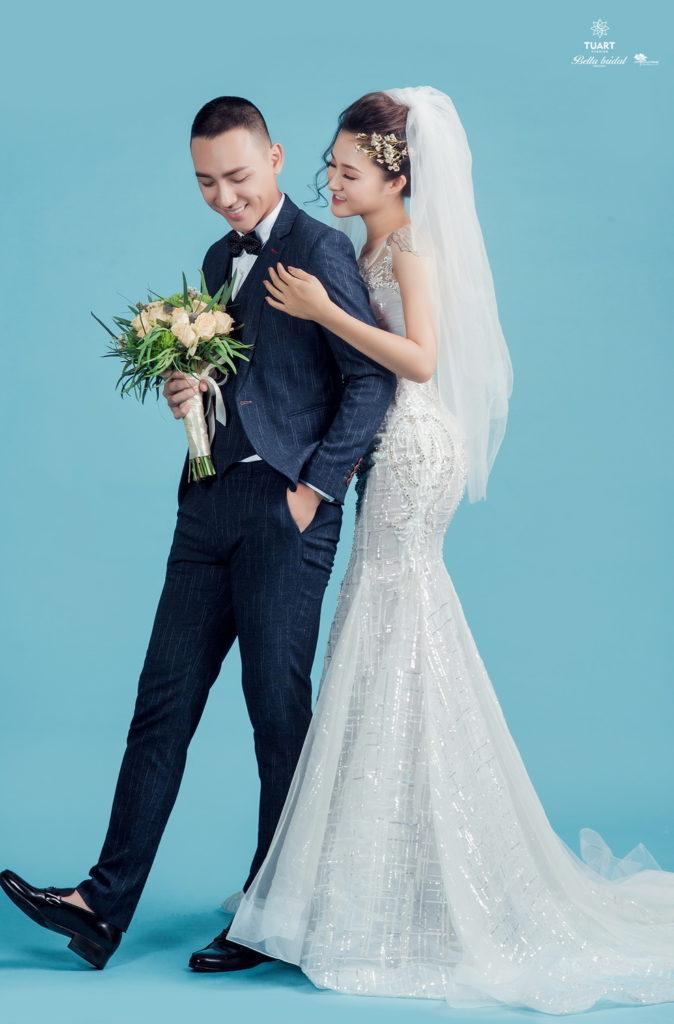 Album chụp ảnh cưới đẹp theo phong cách Hàn Quốc 17
