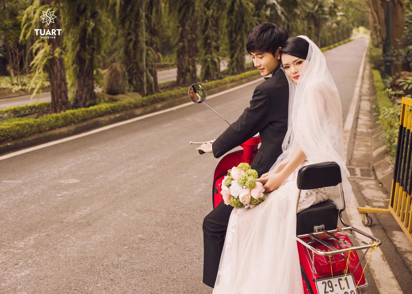 Album chụp ảnh cưới đẹp thành phố xanh Ecopark 18