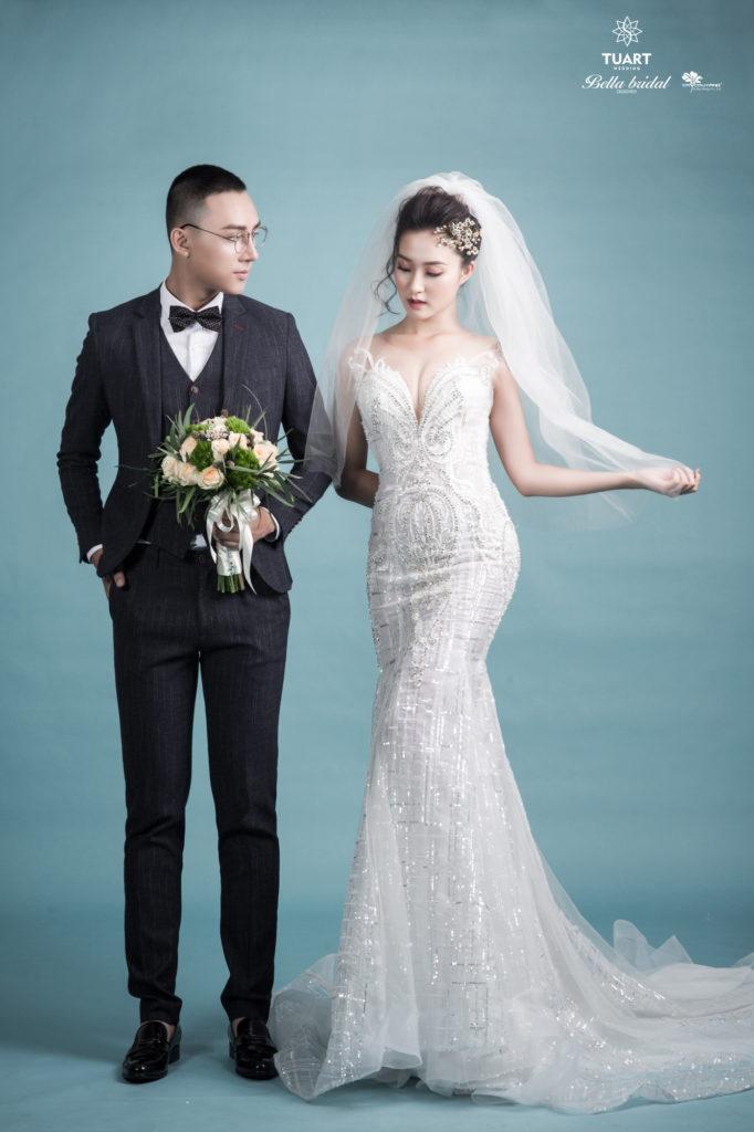 Album chụp ảnh cưới đẹp theo phong cách Hàn Quốc 18
