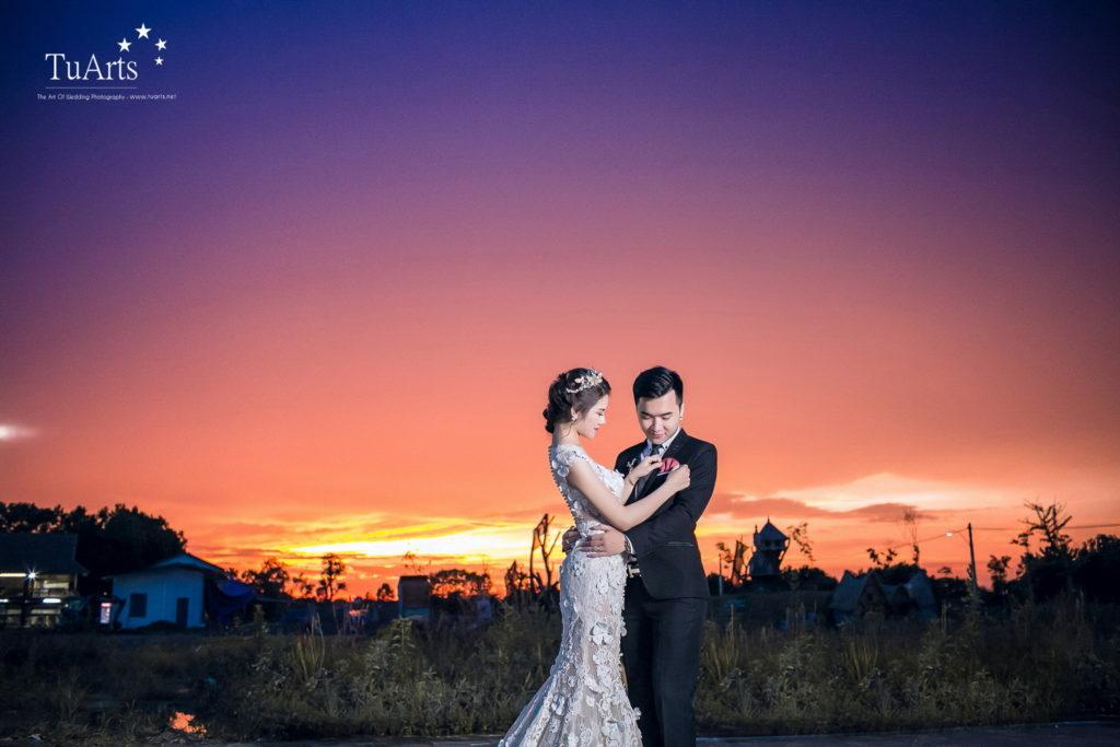 Album tại Smiley : Hiếu & Vân Anh - Album chụp ảnh cưới đẹp 19