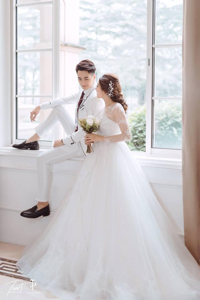 Album chụp ảnh cưới đẹp tại Biệt Thự Hoa Hồng 19