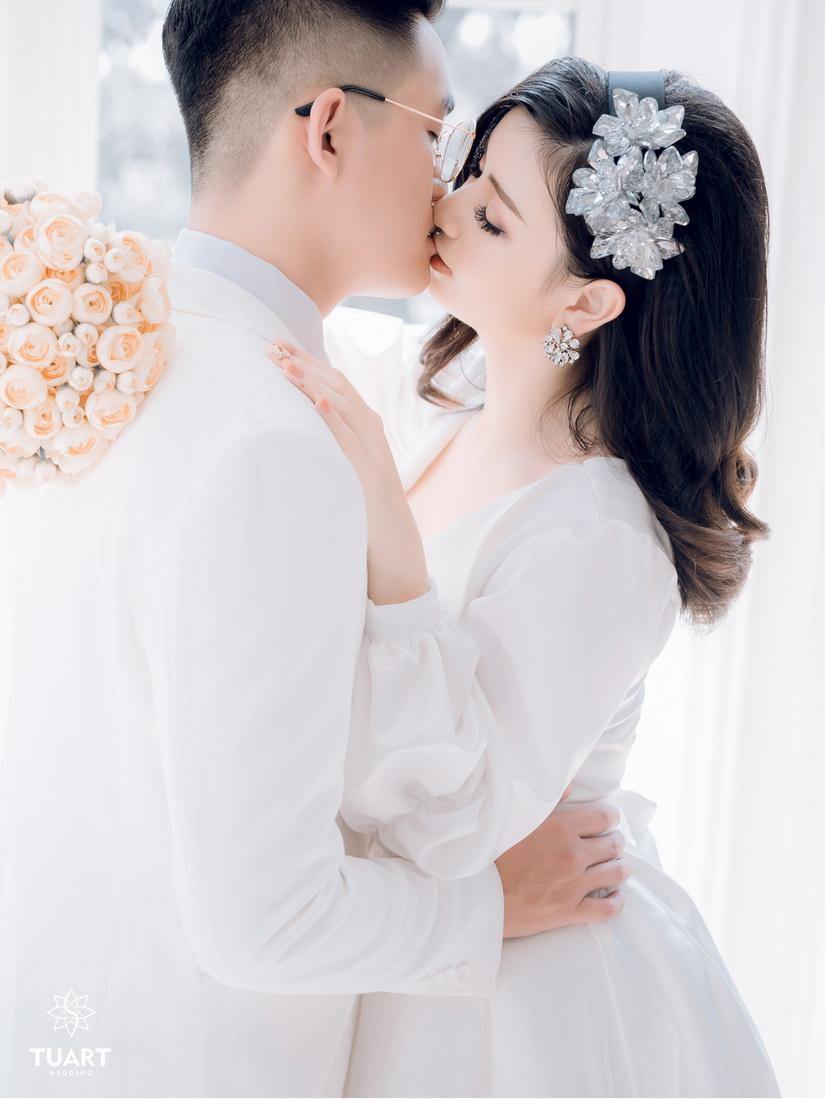 Album chụp ảnh cưới tại Biệt Thự Hoa Hồng : Tùng-Hường 19