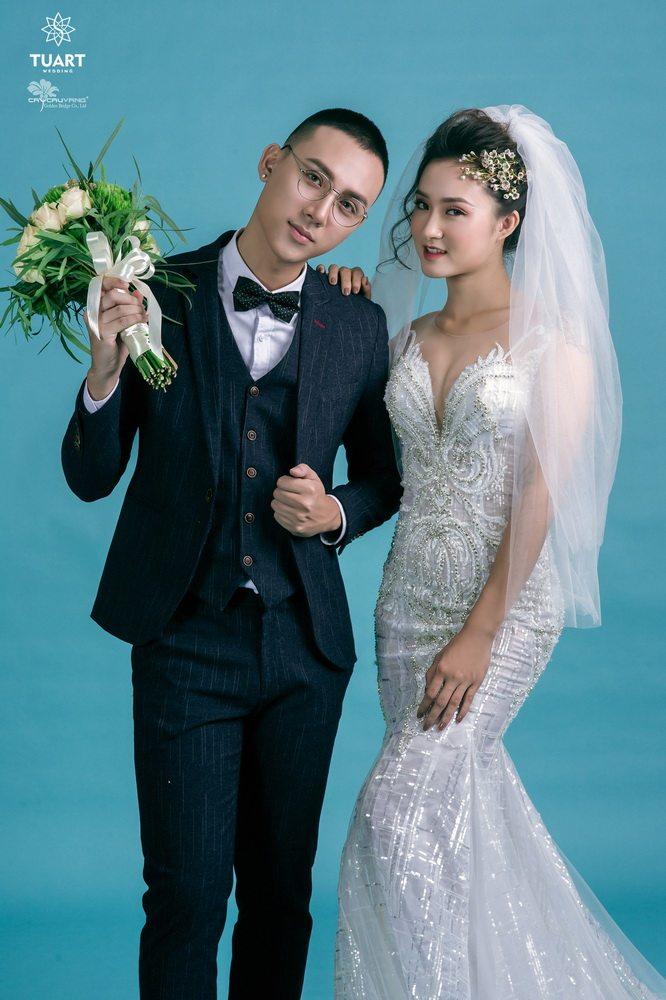 Album chụp ảnh cưới đẹp theo phong cách Hàn Quốc 19