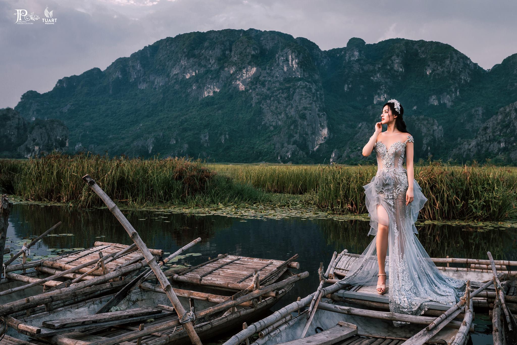 Album tại Ninh Bình Khánh Linh & Jeff Breuers – Album chụp ảnh cưới đẹp 2
