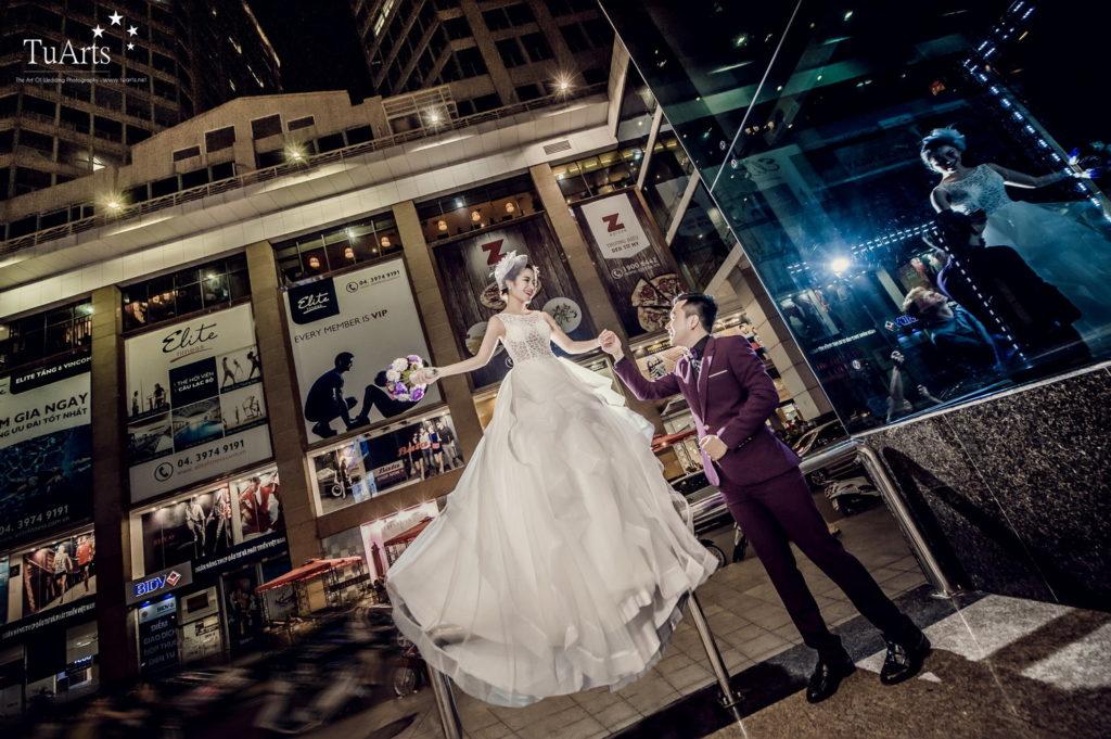 Album tại Smiley : Hiếu & Vân Anh - Album chụp ảnh cưới đẹp 2