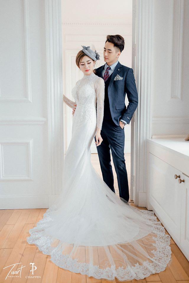 Album chụp ảnh cưới đẹp tại Biệt Thự Hoa Hồng 2