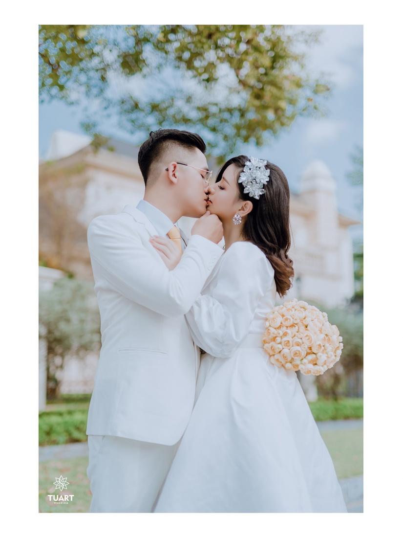 Album chụp ảnh cưới tại Biệt Thự Hoa Hồng : Tùng-Hường 2