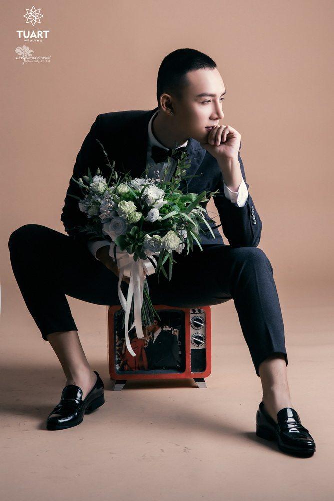 Album chụp ảnh cưới đẹp theo phong cách Hàn Quốc 2