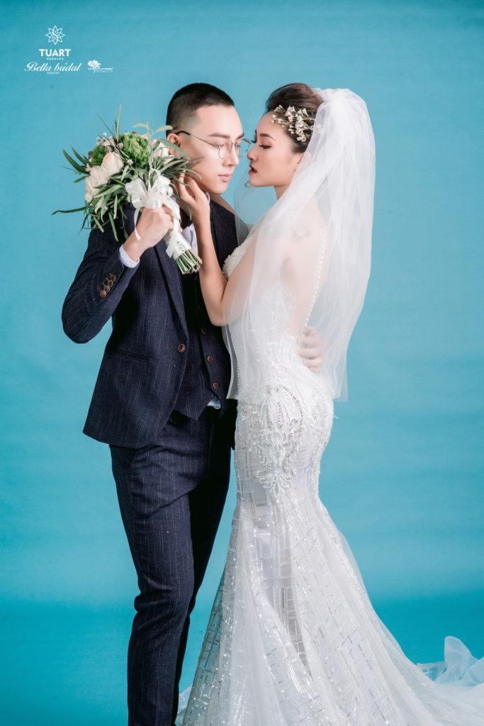 Album chụp ảnh cưới đẹp theo phong cách Hàn Quốc 20