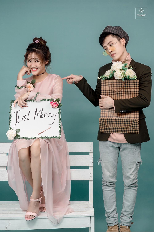 Album ảnh cưới Hàn Quốc tại Studio 12