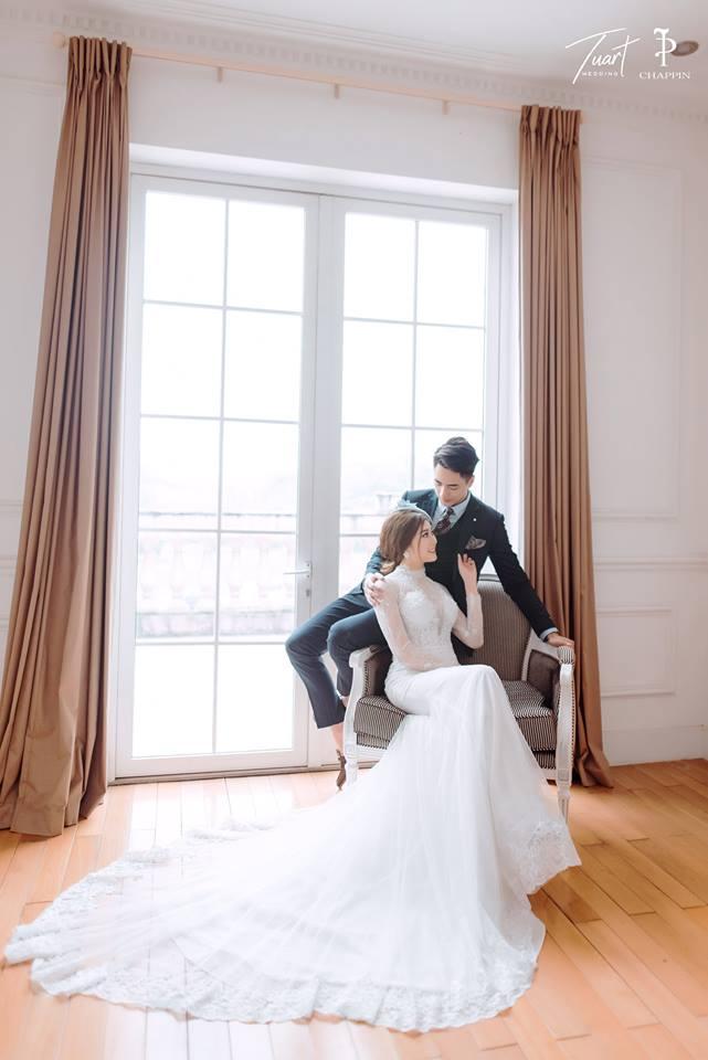 Album chụp ảnh cưới đẹp tại Biệt Thự Hoa Hồng 21