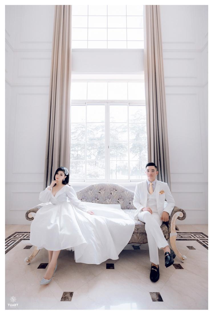 Album chụp ảnh cưới tại Biệt Thự Hoa Hồng : Tùng-Hường 21