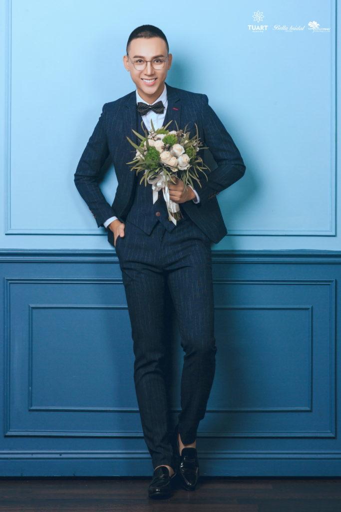 Album chụp ảnh cưới đẹp theo phong cách Hàn Quốc 21