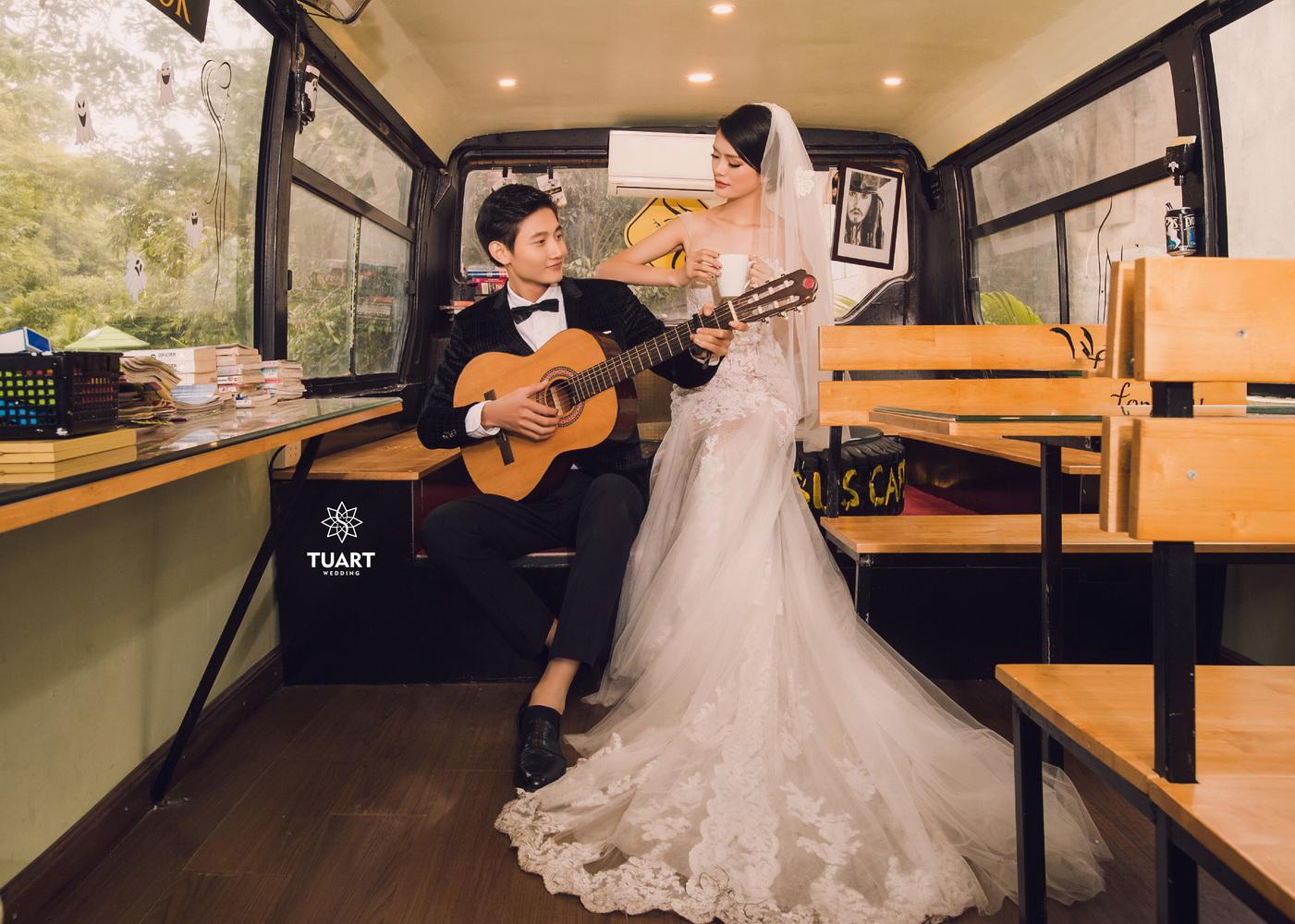 Album chụp ảnh cưới đẹp thành phố xanh Ecopark 22
