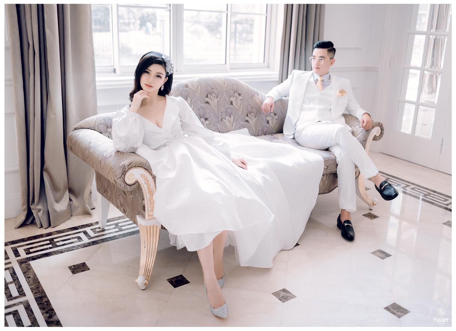 Album chụp ảnh cưới tại Biệt Thự Hoa Hồng : Tùng-Hường 22