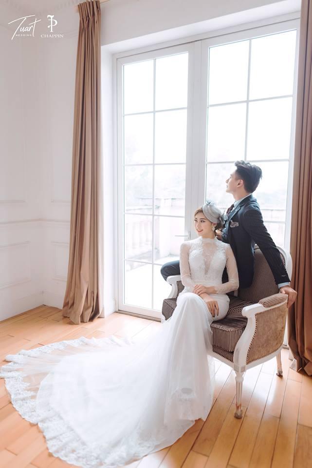 Album chụp ảnh cưới đẹp tại Biệt Thự Hoa Hồng 23