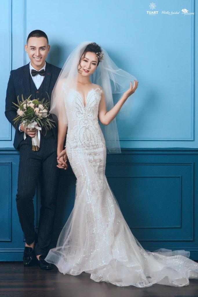 Album chụp ảnh cưới đẹp theo phong cách Hàn Quốc 22