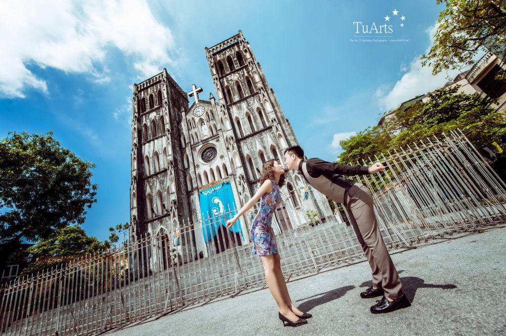 Album tại Smiley : Hiếu & Vân Anh - Album chụp ảnh cưới đẹp 24