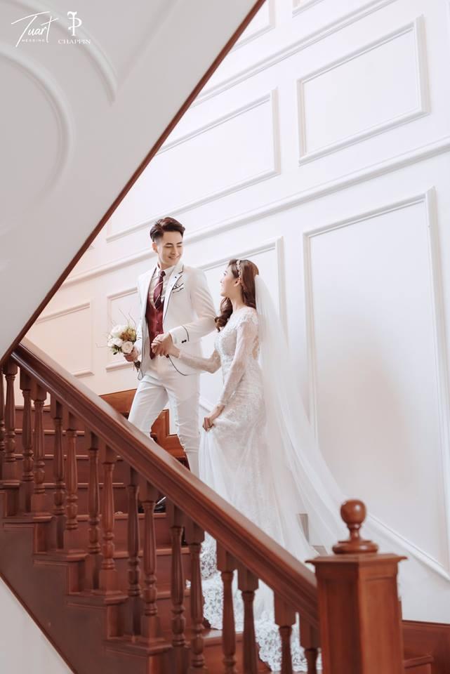 Album chụp ảnh cưới đẹp tại Biệt Thự Hoa Hồng 24